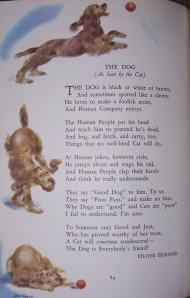 poem thedog