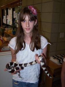 1 king snake allyson
